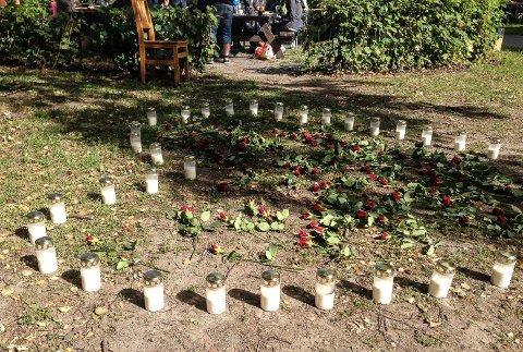 OVERDOSE: 260 mennesker dør av overdose årlig i Norge. I Vestfold har tallene de siste årene ligget på rundt 16.