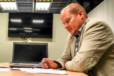 ANSETTER EIENDOMSSJEF: Den som får jobben, blir en del av ledergruppa til kommunalsjef for miljø- og plansaker, Sindre Væren Rørby.