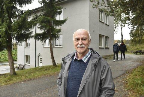 FORSTERKET AVDELING: Siden 2005 har Hobøl mottak hatt en forsterket avdeling med 18 plasser. Hit kommer flyktninger som sliter med sin psykiske helse. – Det er viktig at vi har faste ansatte som snakker ulike språk. Det gir trygghet for folk som sliter, sier Strand.