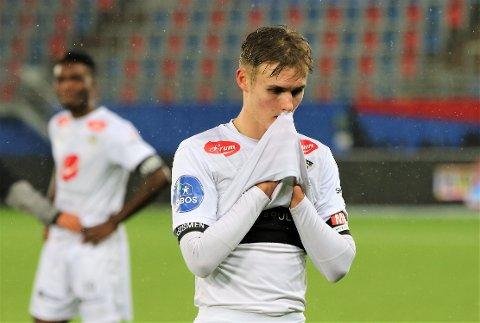 ETTERTRAKTA: I følgje Adressa.no skal Rosenborg ha lagt inn eit nytt bod på Sivert Mannsverk.