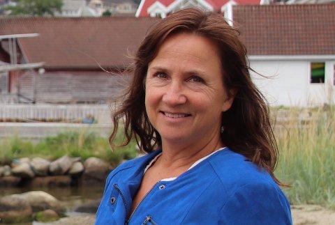 ODDSFAVORITTT: En bookmaker har satt vinnerodds på Irene Heng Lauvsnes som ordførerkandidat.