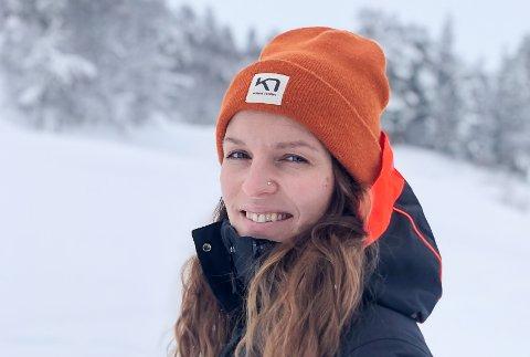 NY REKORD: - Vi er veldig fornøyd med resultatet. Dette er ny rekord for selskapet, sier Kristin Larsen (30), som er daglig leder og eier av Rauland skisenter AS.