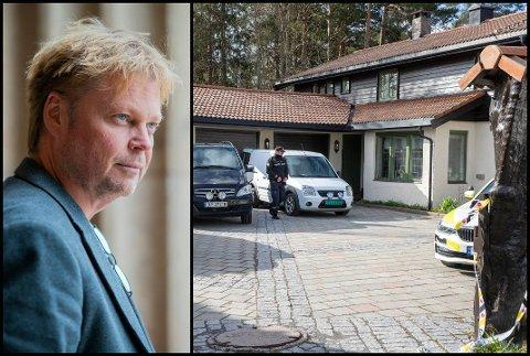 BEKREFTER: Den tidligere politietterforskeren, nå krimforfatteren, Jørn Lier Horst bekrefter at han har medvirket i etterforskningen av Lørenskog-saken.