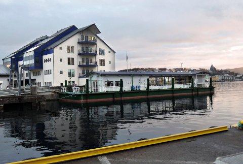 Passasjerterminalen ved Devoldholmen skal få navn. Det har kommet inn en rekke forslag.