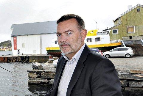Jan-Erik Larsen i Kruse Larsen er ikke bekymret over at Trygve Slagsvold Vedum har fått gjennomslag for at statlige etater ikke skal få bruke PR-byrå.