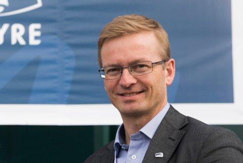 Stortingsrepresentant Helge Orten (H).
