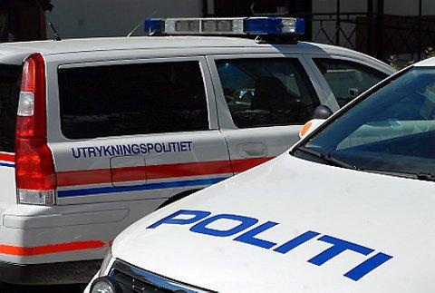 Ganske roleg: Inn mot helga melder politet om ei utforkjøringi Ulnes og ein overstadig berusa vaksen kar på Fagernes.