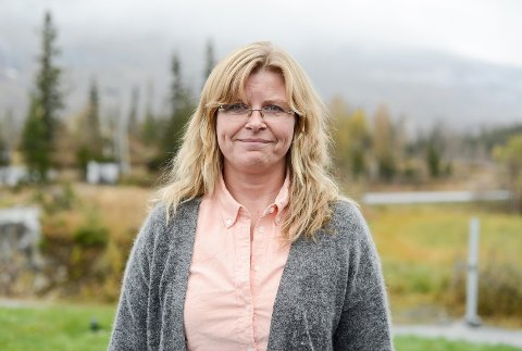 LEIAR: Ellen Bauer leiar eit avløysarlag i vekst som rekrutterar nye bønder i heile Valdres.