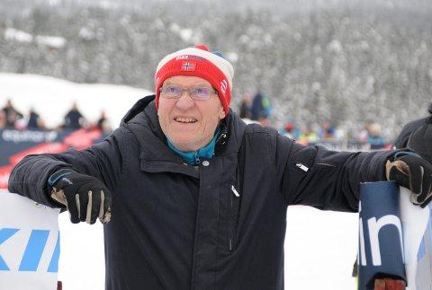 Trekker seg: Etnedølen Jan Arild Berg går av som øverste leder av idretten i Innlandet neste torsdag. Han trekker seg også fra styret i idrettskretsen.