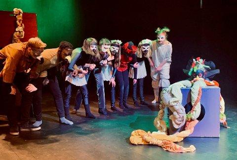 URPREMIERE: Fredag kveld er det utpremiere på Fuglefantasier i Tynset kulturhus.