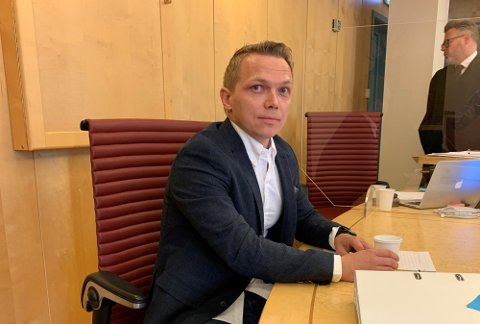 Daniel Furnes forklarte seg tirsdag om saken, der han krever seks millioner fra sin tidligere forretningspartner.