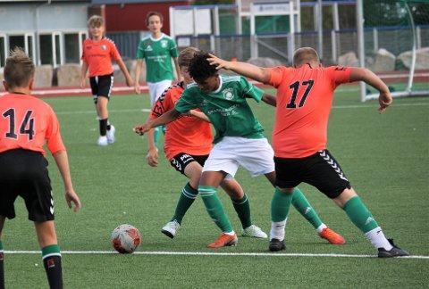 KAMPER UTSETTES: Denne måneden skal ikke lag fra Risør Fotballklubb eller Risør Håndballklubb ha motstandere fra Arendal, Froland eller Grimstad.