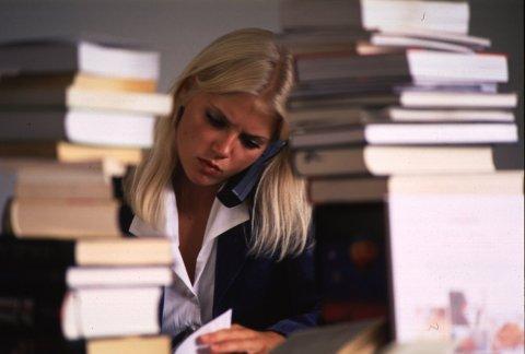 Bokorm? Strålende karakterer teller nødvendigvis ikke tyngst når arbeidsgivere ansetter nye medarbeidere.