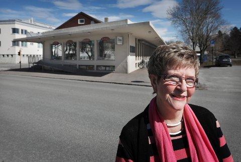 Kjolesalongen.Daglig leder: Bjørg Telnes fyller 70 år