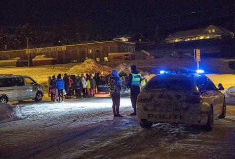 FESTKULTUR: Politiet på Geilo fikk i helgen kjennskap til narkobruk blant ungdommer som var i bygden for å feste. En jente ble brakt til legevakt etter inntak av ecstasy.