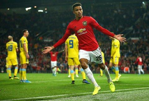 Mason Greenwood ble matchvinner hos Manchester United mot Astana på Old Trafford. Vi tror United får en tøff bortekamp torsdag.