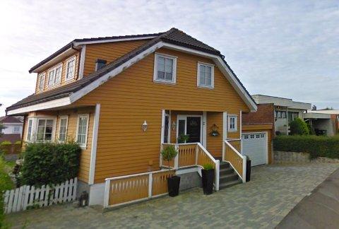 Boligen i Valahaug ble solgt til over 7.5 millioner kroner.