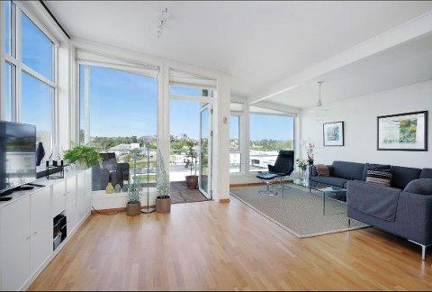 Dyreste på Viste: Med en prislapp på over åtte millioner kroner, er huset på topplisten over dyreste hus på Randaberg.