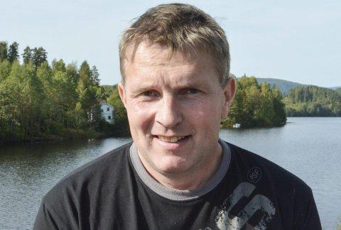 Bonde og politiker: Torstein Aasen.