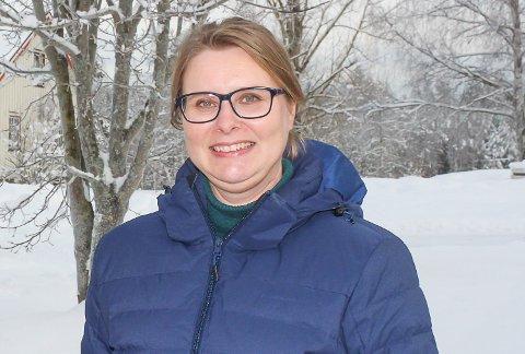 Guts Finnerud Gård prosjekt prosjektansvarlig Anne-Mette Fåraker (f.v.) og avdelingsleder Berit Fischer.