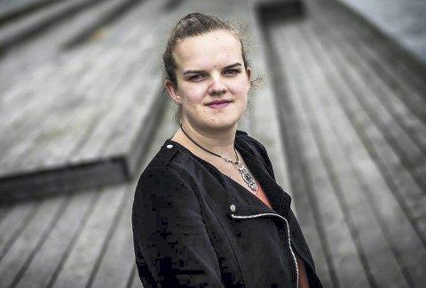DERFOR TRENGER VI FONTENEHUSET: Liv-Christine Hoem skriver om viktigheten av Fontenehuset i Drammen.