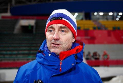Clas Brede Bråthen om seiern i lagkonkurranse i Alpensia Ski Jumping Centre under vinter-OL i Pyeongchang.