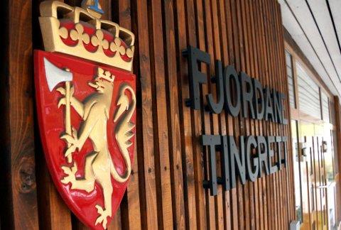 fjordane tingrett rettsal lov dom domstol