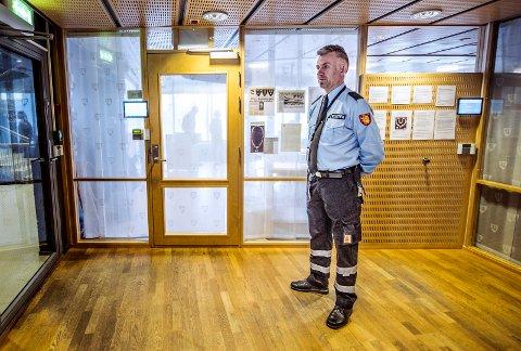Leif Ronny Ellingsen, vekter i Fredrikstad kommune