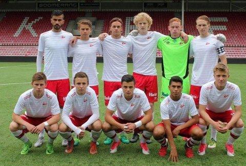 TAP: FFKs juniorlag tapte 1-2 etter ekstraomganger mot Vålerenga fredag ettermiddag.