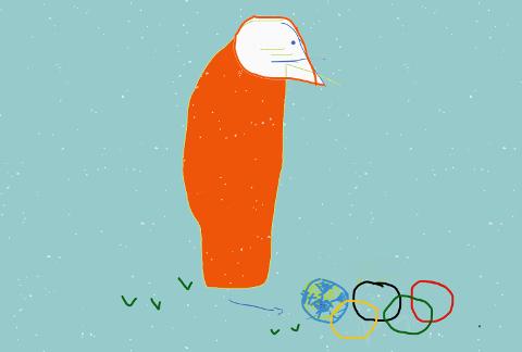 Nok å fundere på: Svenn Martinsen skriver at det sportslige nivået i norsk toppfotball er en sentral utfordring å ta tak i når Olympiatoppen nå har fått en avdeling i Fredrikstad. Tegning: Svenn Martinsen