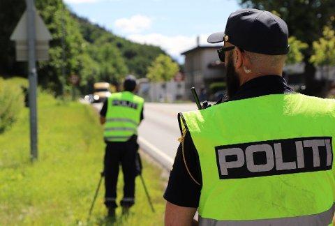 Negativ trend. Politiet tar stadig flere sjåfører som kjører i ruspåvirket  tilstand.