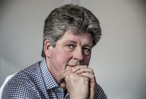 HOLDES I VARETEKT: Alf Ulven fra Aremark ble i dag varetektsfengslet siktet for grov økonomisk utroskap.