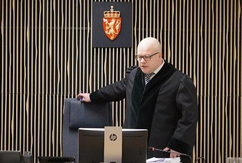 Tingrettdommer Øyvind Johnsen