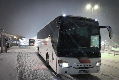 Lokallag av Arbeiderpartiet ønsker miljøvennlig transport til Evenes.