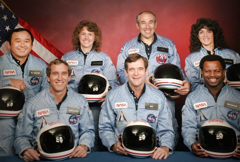 CHALLENGER: Dokumentaren følger de gjenværende og tidligere ansatte ved NASA.
