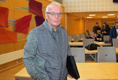 VIL HA BETALT: Jan Nærsnes mener at Horten kommune vil få best betalt dersom eiendommer legges ut på det åpne markedet når de skal selges.