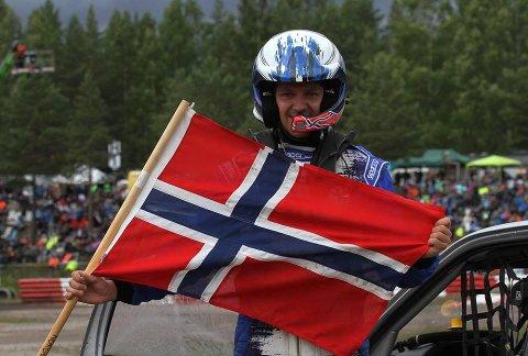 Første NM-gull: Isaksætre har hatt NM-gull som mål de fire siste årene.