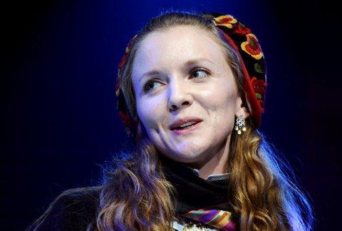 Margit Myhr, Gol, kom til finalen og kan vinne årets kongepokal.