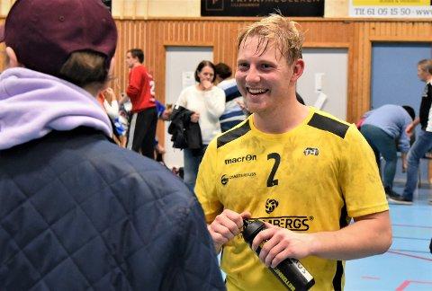 Marius Kleiven trefte mange kjente da han var attende på Jorekstad for å spele kamp. To poeng fekk han også med seg attende for Lillestrøm.
