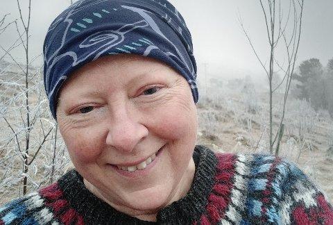 Nelly Bjerketvedt Karidatter Einstulen og Naturvernforbundet jubler etter at DNT skrinla byggingen av Dronningsentra.