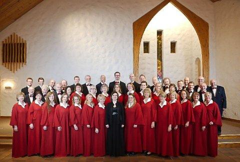 Adventsangerne kommer til Lunner kirke