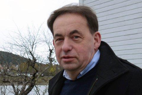 NY JOBB: Hans Tollef Solberg går over i en jobb som rådgiver i Jevnaker kommune. Dermed slutter han som kommunalsjef.