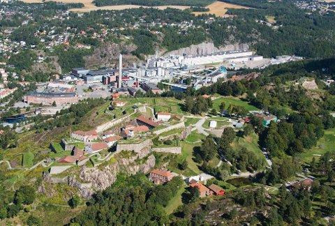 GÅR GLIPP AV 25 MILL: Norske Skog Saugbrugs går glipp av 25 millioner kroner i CO2-kompensasjon fra Staten.