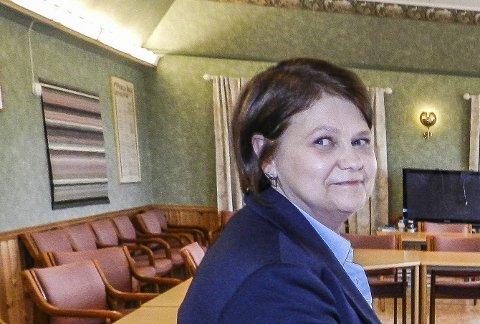 OM VARSLING: Hovedtillitsvalgt Anita Eliassen Fosser i Fagforbundet i Aremark.