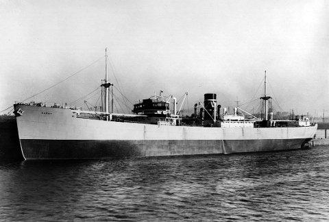 M/S «KARMT»: I løpet av krigen gikk fem av skipene i Wrangell-rederiets flåte tapt. Fire av dem i Nortraships tjeneste og ett ble minesprengt og forliste under seilas i Hjemmeflåten. «Karmt» ble senket av en torpedo 17. april 1945.