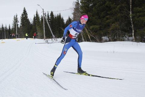 KLASSISK: Morten Hjørnerød, Mosjøen gikk inn til en plassering blant de 100 beste på første distanse i Hovedlandsrennet.