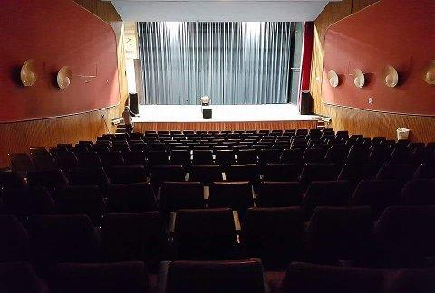 Den gamle kinoen i Hammerfest.