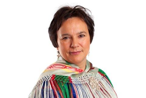 FØR JUL: - Jeg ser optimistisk på at foreslått tiltak også vedtas i Stortinget før jul, sier fylkesordfører Ragnhild Vassvik.