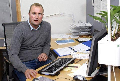 AVVISER KLAGEN: Daglig leder Nikolaj Christiansen i Finnut Consult har sendt brev til Norsk Gjenvinning der klagen avvises.