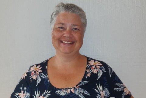 NY REKTOR: Anne Gunn Feed Jakobsen (47) er Undheim skules nye rektor. Hun begynte i stillingen 1. august i år.